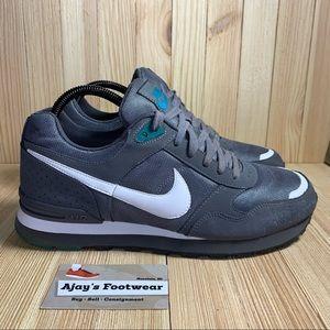 Nike Air Men's Gym Running Grey White Shoes